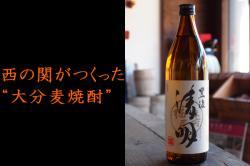 日本酒蔵の焼酎 豊後の清明 25度 900ml