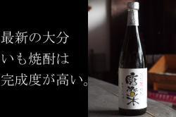 唐変木 佐伯産芋焼酎 720ml ぶんご銘醸