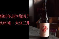 大分三井 大分福 720ml 小松酒造場