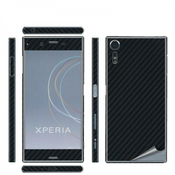 Xperia XZs SO-03J 側面(おまけ)付 スキンシール◆decoPro デコシート スキンシート 携帯保護シート◆レザ…