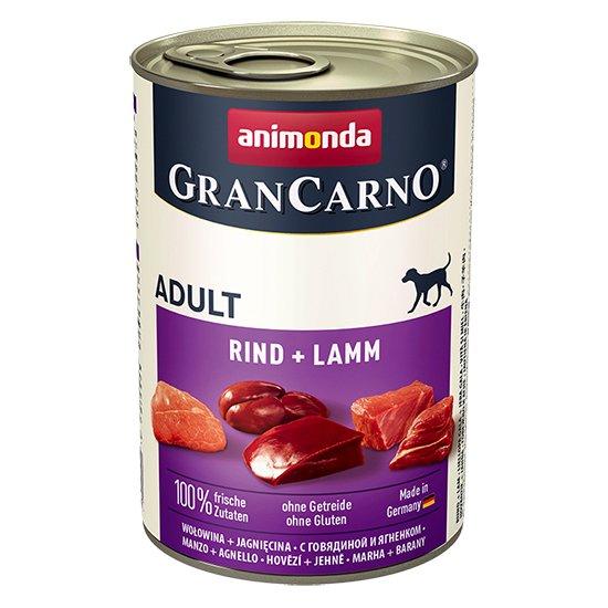 グランカルノ ウェット(牛肉・子羊肉)