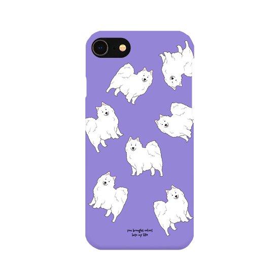 iPhoneケース(日本スピッツ)