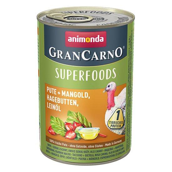 グランカルノ スーパーフード(七面鳥)