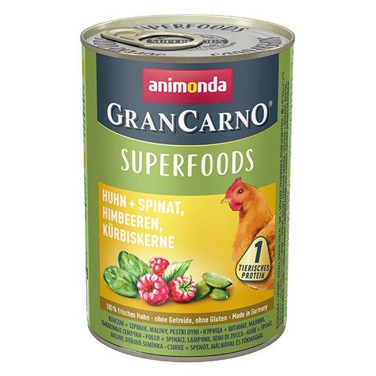 グランカルノ スーパーフード(鶏)
