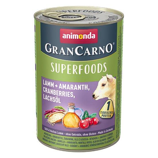 グランカルノ スーパーフード(子羊)