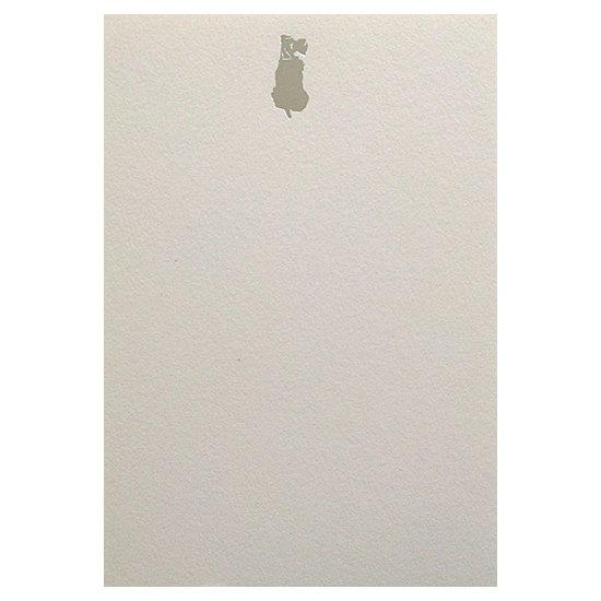 シュナウザー / 一筆カード