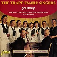 <img class='new_mark_img1' src='https://img.shop-pro.jp/img/new/icons47.gif' style='border:none;display:inline;margin:0px;padding:0px;width:auto;' />The Trapp Family Singers / Journey