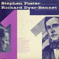 Richard Dyer-Bennet / Vol.11 - Stephen Foster Songs [CD-R]