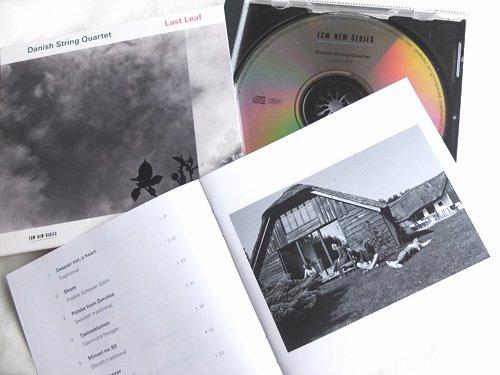 Danish String Quartet / Last Leaf - 雨と休日オンラインショップ