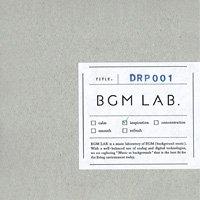 BGM LAB. / DRP001