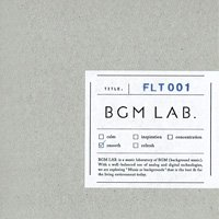 BGM LAB. / FLT001