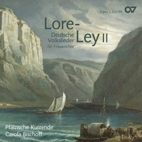 Lore-Ley II - Deutsche Volkslieder fur Frauenchor