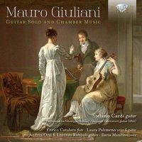 マウロ・ジュリアーニ:ギターと室内楽による作品集