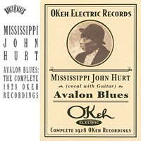 Mississippi John Hurt / Avalon Blues