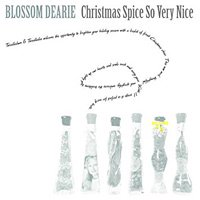 <img class='new_mark_img1' src='//img.shop-pro.jp/img/new/icons47.gif' style='border:none;display:inline;margin:0px;padding:0px;width:auto;' />Blossom Dearie / Christmas Spice So Very Nice