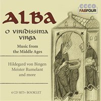 ALBA / O Viridissima Virga - Music from the Middle Ages