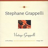 <img class='new_mark_img1' src='https://img.shop-pro.jp/img/new/icons58.gif' style='border:none;display:inline;margin:0px;padding:0px;width:auto;' />Stephane Grappelli / Vintage Grappelli