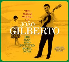 <img class='new_mark_img1' src='https://img.shop-pro.jp/img/new/icons58.gif' style='border:none;display:inline;margin:0px;padding:0px;width:auto;' />Joao Gilberto / The Warm World Of Joao Gilberto - The Man Who Invented Bossa Nova