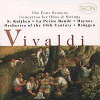 ヴィヴァルディ:ヴァイオリン協奏曲集「四季」 クイケン(指揮、ヴァイオリン)