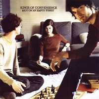 <img class='new_mark_img1' src='//img.shop-pro.jp/img/new/icons58.gif' style='border:none;display:inline;margin:0px;padding:0px;width:auto;' />Kings Of Convenience / Riot On An Empty Street