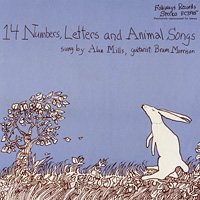 14 Numbers, Letters and Animal Songs [CD-R]