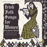 Lori Holland / Irish Folk Songs for Women, Vol.2 [CD-R]