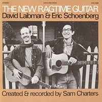 David Laibman & Eric Schoenberg / The New Ragtime Guitar [CD-R]