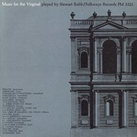 Stewart Robb / Music for the Virginal [CD-R]