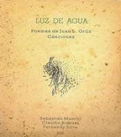 Luz de agua / Sebastian Macchi - Claudio Bolzani - Fernando Silva