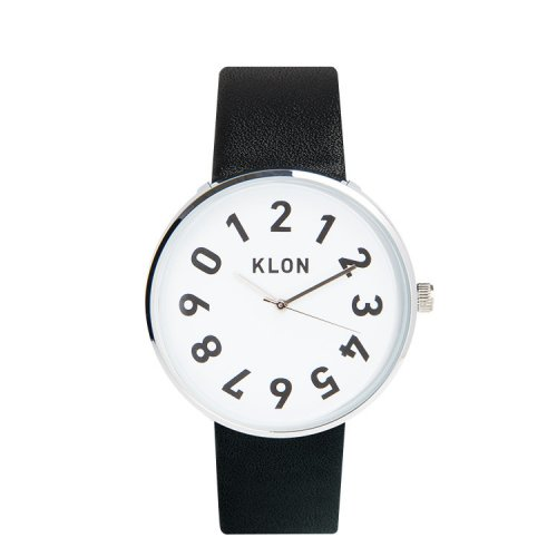 KLON ONE DIGIT TIME BLACK 40mm