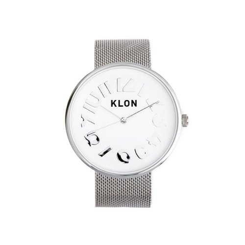KLON HIDE TIME -SILVER MESH- Ver.SILVER 40mm