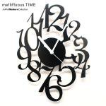 mellifluous TIME 【デザイン掛け時計】