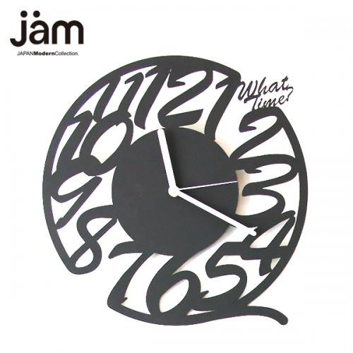 What Time? (Circle)【JAM CLOCK 03 Series】