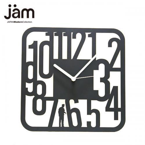 A man living in the Clock【JAM CLOCK 03 Series】