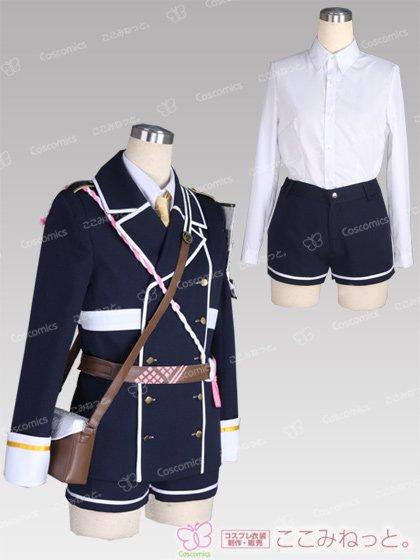刀剣乱舞 とうらぶ 包丁藤四郎[受注生産]|コスプレ 衣装 通販 ここみねっと。