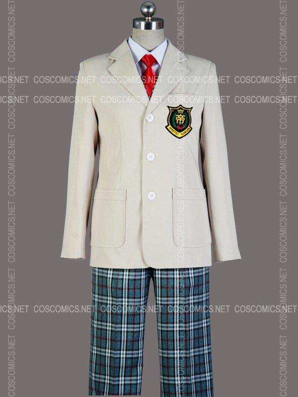 テニスの王子様 テニプリ 氷帝学園男子制服[受注生産]