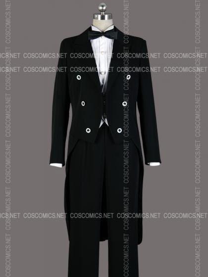 ここみねっと。オリジナル 燕尾服(フロックコート)★ブラック[受注生産]