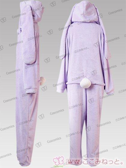 A3 夜を歩け!うさみみパジャマ/茅ヶ崎至[受注生産]|コスプレ 衣装 通販 ここみねっと。