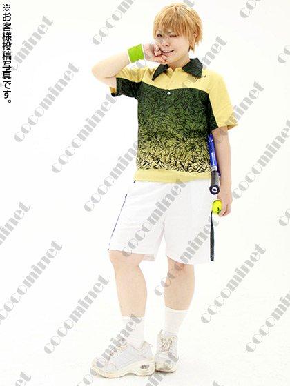 テニスの王子様 テニプリ 四天宝寺ジャージ(原作版・ポケット付)[受注生産]