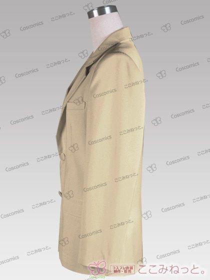 ここみねっと。オリジナル制服 全132色メンズブレザー(シングルボタン/ベージュ)[受注生産]