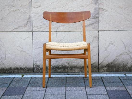 Carl Hansen & Son Ch23 Dining Chair Designed By Hans J