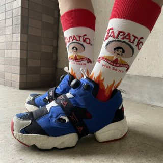 """<img class='new_mark_img1' src='https://img.shop-pro.jp/img/new/icons4.gif' style='border:none;display:inline;margin:0px;padding:0px;width:auto;' />Sock Smith<br>Men's Novelty Crew """"Tapatio"""""""