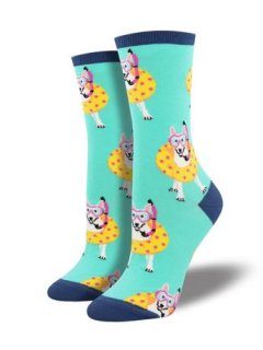 "<img class='new_mark_img1' src='//img.shop-pro.jp/img/new/icons4.gif' style='border:none;display:inline;margin:0px;padding:0px;width:auto;' />SockSmith Novelty Crew ""Doggy Paddle"""