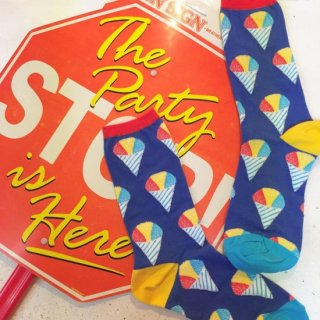 <img class='new_mark_img1' src='//img.shop-pro.jp/img/new/icons4.gif' style='border:none;display:inline;margin:0px;padding:0px;width:auto;' />Sock Smith(ソックスミス)<br>Have an Ice Day