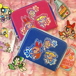 <img class='new_mark_img1' src='//img.shop-pro.jp/img/new/icons4.gif' style='border:none;display:inline;margin:0px;padding:0px;width:auto;' />PowerPuff Girls Wallet