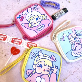<img class='new_mark_img1' src='//img.shop-pro.jp/img/new/icons4.gif' style='border:none;display:inline;margin:0px;padding:0px;width:auto;' />Bentoy - Mini 2Pocket Pouch