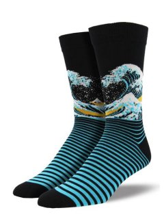 <img class='new_mark_img1' src='https://img.shop-pro.jp/img/new/icons4.gif' style='border:none;display:inline;margin:0px;padding:0px;width:auto;' />Sock Smith<br>Men's Bamboo Novelty crew
