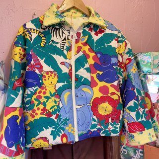 <img class='new_mark_img1' src='https://img.shop-pro.jp/img/new/icons4.gif' style='border:none;display:inline;margin:0px;padding:0px;width:auto;' />ZipUp Puffy Bomber Jumper