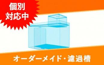 ろ過槽 W1000×D300×H600�(水槽W1300×D500×H600�用)