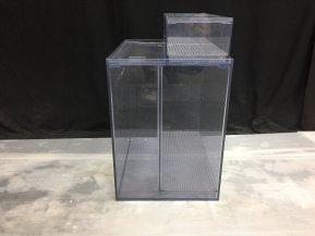 中古濾過槽 W300xD400xH500(mm)